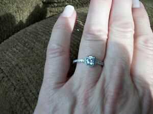 New & Authentic Pandora Ring that I ordered in the wrong size.
