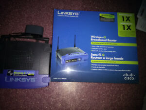2  routers for less then the price of one!