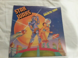 Vinyle 33 RPM, Music inspired by Star Wars/other galactic funk