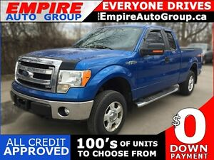 2013 FORD F-150 XLT | 4WD | MINT CONDITION