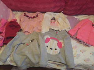 Girls 3t and 4t Clothing Lot