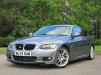 2009 BMW 3 Series 2.0 320d M Sport Coupe 2dr Diesel Manual (128 g/km, 177