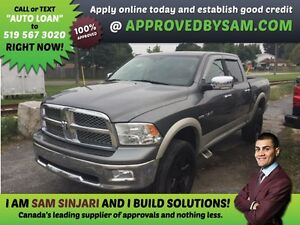 RAM 1500 HEMI - APPLY WHEN READY TO BUY @ APPROVEDBYSAM.COM
