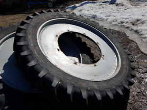 320R  tires and rims for sale