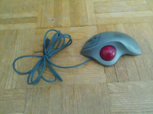 "Logitech ""TrackMan Wheel"" Trackball Mouse Replacement"