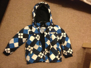 Size 3T Oshkosh winter jacket
