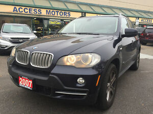 2007 BMW X5,Clean Carproof,Navigation,Heads Up Display