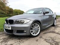 BMW 118 2.0TD M SPORT COUPE 2011 Diesel Grey Manual 2 door
