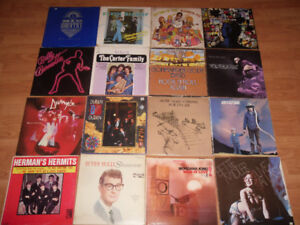 $5 LPs - many new titles - Jethro Tull