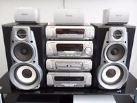 technics hifi separates plays DVD,CD,MP3(CUD DELIVER)