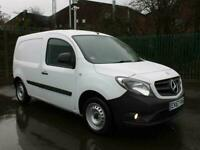 2017 Mercedes-Benz Citan 109CDI BlueEFFICIENCY Van PANEL VAN Diesel Manual