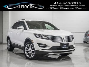 2015 Lincoln MKC AWD Navi Backup Cam Accident Free, One Owner