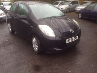 Toyota Yaris 1.3 T3 Good Spec Excellent Condition In n out Mot till June 2017