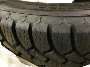 Winter tires for sale 235/55R18