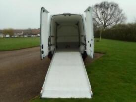 2013 VAUXHALL MOVANO 2.3CDTI 125BHP REAR RAMP AND WINCH 1 OWNER FSH NO VAT