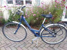 DAWES 7 SPEED LADY'S BICYCLE IN GOOD CONDITION.