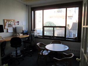 REDUCED RENT Office Space 3rd Floor Overlooking Spring Garden