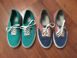 VANS shoes mens/womens - $30 each or 2 for $50!!