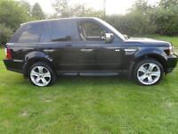 Land Rover Range Rover Sport hse, 2.7 td v6