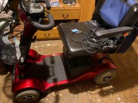 Sterling Sapphire 2 4mph Mobility Scooter Excellent Condition For Sale