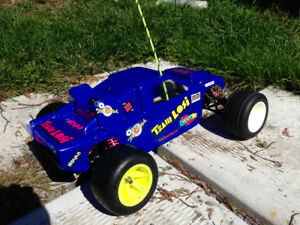 Team Losi RC retro