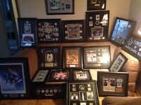 SALE> SIGNED LEAFS & NHL TOP NAMES-WATCHES-SIGNED JERSEYS-GIFTS