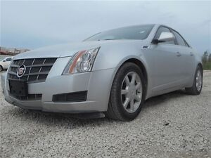 2009 Cadillac CTS * HEATED SEATS * SUNROOF *