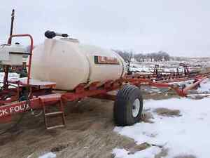 Brandt 100 foot Sprayer