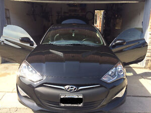 2014 Hyundai Genesis Coupe Coupe (2 door)