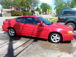 1999 Pontiac Grand Am GT Coupé (2 portes)