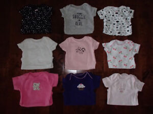 EUC-3 month old baby clothes