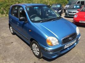 2002 02 Hyundai Amica 1.0 ( PAS ) Si
