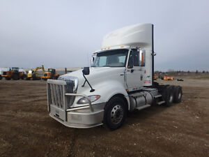 2014 International Prostar Hiway Tractor up for AUCTION
