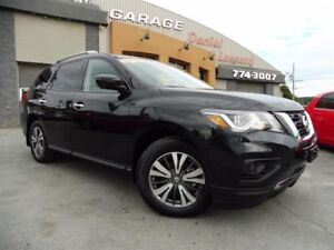 Nissan Pathfinder WOW 525KM, SL CUIR, AWD, ACCIDENTÉ 2017