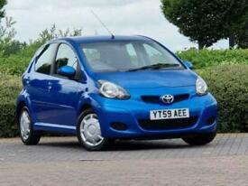 image for 2009 Toyota AYGO 1.0 VVT-i Blue 5dr Hatchback Petrol Manual