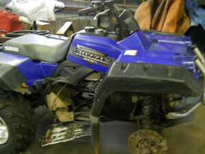 Yamaha ATV's  Parting out, grizzly 600 and 660, wolverine 350