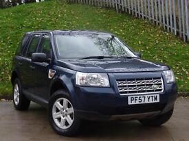 2007 57 Land Rover Freelander 2 2.2Td4 2007MY S