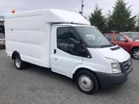 Ford Transit 2.4 td box van only 72,000 miles