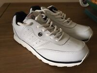 Near new men's trainers size 8
