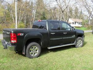 2013 GMC Sierra 1500 Z71 Crew Cab LIFTED