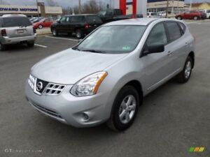 Nissan Rogue S Special Edition 2013