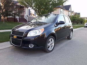 2010 Chevrolet Aveo Hatchback - LOW MILEAGE 58K