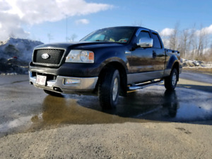 2004 F150 Ext Cab 4×4 Low Mileage Tax/Transfer Included