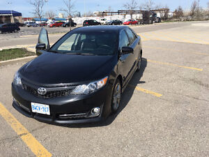 2014 Toyota Camry SE Sedan - INCLUDES EXTENDED WARRANTY IN PRICE