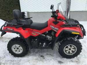 2008 Can-Am Outlander Max 800