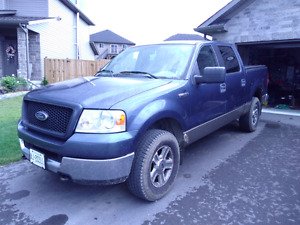 """2005 F150 Supercrew XLT """"As-Is"""""""