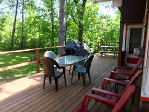 Cottage for rent near Winnipeg Beach *Booking for Fall and 2019*