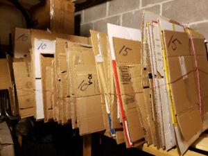 Boîtes de carton pour déménagement – Moving cardboard boxes
