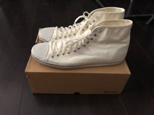 Like New in Box Mens Tretorn Mid SL Sneakers White size 9
