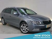 2012 SKODA SUPERB 2.0 TDI CR 170 SE Plus 5dr